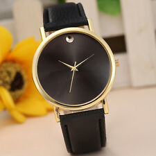 Womens Watch Retro Design Leather Analog Alloy Quartz Wrist Watches Hot Gfits