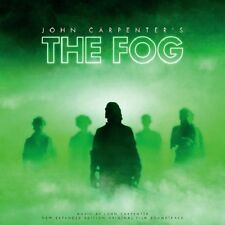 The Fog  - 2 x LP Complete - Green Vinyl - Limited Edition - John Carpenter