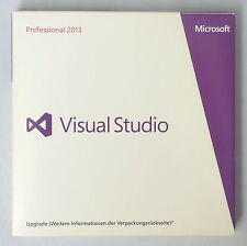 Microsoft Visual Studio 2013 Professional-tedesco-update-NUOVO -