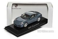 Porsche 911 Carrera, dealership model in 1:43 scale, car gift present