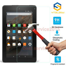 9H Tempered Glass Film Screen Protector For Amazon Fire 7 9th (2019)