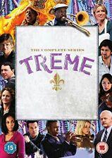Treme - Complete Season 1-4 [DVD] [2015][Region 2]