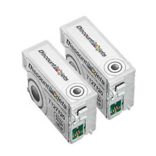 2pk Extra HY Black Ink Cartridge for Epson 127 Workforce WF-3540 WF-7010 WF-7510
