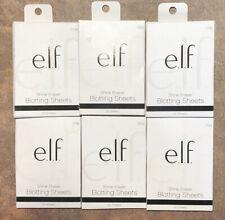 e.l.f. Shine Eraser Blotting Sheets 50 each Shine Eraser x 6 Lot