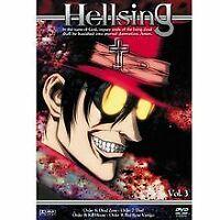 Hellsing Vol. 3 von Urata, Yasunori | DVD | Zustand gut