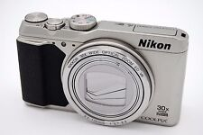 Nikon COOLPIX S9900 16.0 MP Digital Camera - Silver