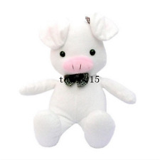 "20'' white Pig Rabbit dolls Plush : Korean Drama K-pop ""You are beautiful"" new"