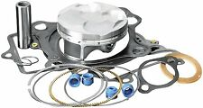 Top End Rebuild Kit- Wiseco Piston + Quality Gaskets Kawasaki KX450F 06-08 12:1