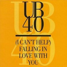 UB 40 (I can't help) falling in love with you (1993) [Maxi-CD]