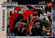 Spiderman Puzzle Clementoni Giochi da tavolo Bambini Rompicapo Idea Regalo Casa