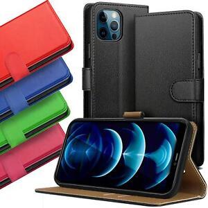 Hülle Für iPhone 12 / 11 / Pro / Max / Mini Handyhülle Klapp Handy Tasche Cover