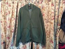 """Ralph Lauren Polo """"Double RL"""" Men's Hooded Sweatshirt X-Large Green Hoodie"""