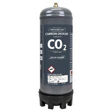 Disposable C02 Food Grade Gas Cylinder for Zip/ Billi/Home Brew/ Aquarium 2.2L