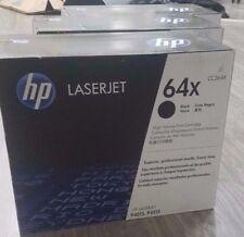 BRAND NEW GENUINE FACTORY SEALED HP CC364X HIGH VOLUME PRINT CARTRIDGE P4015/451