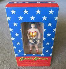 Wonder Woman DC Direct Masterpiece Edition Action Figure & Hardcover Book NIB