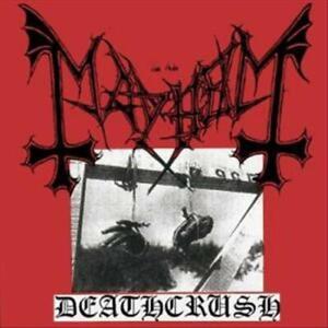 MAYHEM - DEATHCRUSH NEW VINYL RECORD