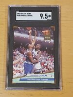 1992 Fleer Ultra #328 Shaquille O'Neal SGC 9.5 Newly Graded RC Rookie PSA BGS