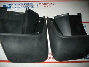 1990-1993 Acura Integra Coupe Rear Mud Guards (2) ONLY in excellent condition