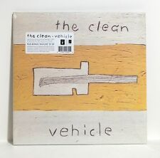 THE CLEAN Vehicle VINYL 2xLP Sealed GATEFOLD In-A-Live
