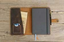 Full Focus planner leather cover portfolio for full focus planner journal
