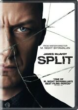 Split [New DVD] Slipsleeve Packaging, Snap Case