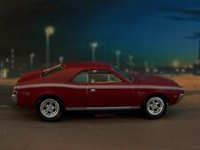 1968 68 AMC JAVELIN SST COLLECTIBLE DIECAST MODEL 1/64 SCALE DIORAMA OR DISPLAY
