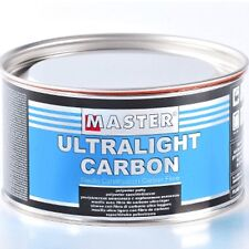 INTER TROTON MASTER BLACK ULTRA LIGHT CARBON SPACHTELMASSE 1kg 1L + HÄRTER