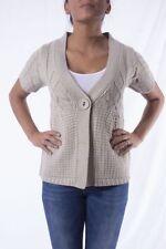 Ärmellose Damen-Pullover & -Strickware mit grober Strickart L