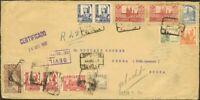España. Andalucía. History Postal. to The Back