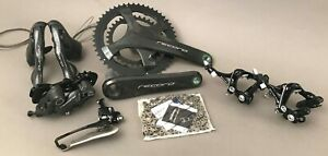 Campagnolo Record 12 Speed Road Bike Groupset 8 Pieces Crankset Shifter Cassette