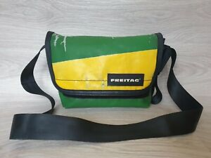 FREITAG Messenger Shoulder bag 11 x 7 inch USED