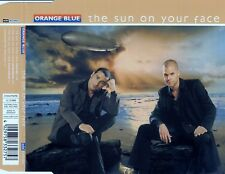 ORANGE BLUE : THE SUN ON YOUR FACE / CD - TOP-ZUSTAND