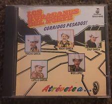 Corridos Pesados! by Los Huracanes del Norte (CD, Dec-2002, Fonovisa)