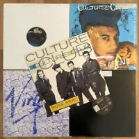 Lot of 5 **CULTURE CLUB** DJ vinyl