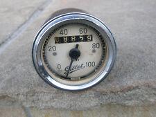 Gillet VDO Oldtimer Motorrad Tacho Tachometer speedometer prewar instrument