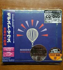 We Were Dead Before The Ship Even... Modest Mouse 2-disc CD/DVD set JPN promo