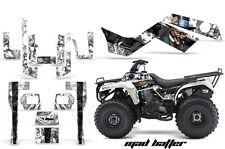 ATV Graphics Kit Quad Decal Sticker Wrap For Kawasaki Bayou 250 03-11 HATTER K W