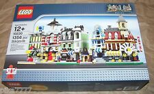 LEGO Mini Modulars 10230 NIB exclusive retired set 1356 pieces
