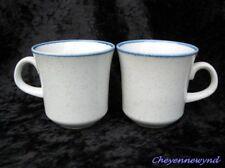 Mikasa Cordon Bleu 2 Coffee Mugs/Cups CG500 Discontinued