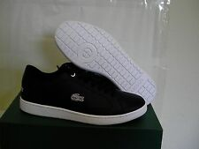 Lacoste men shoes casual nistos cre spm syn new with box