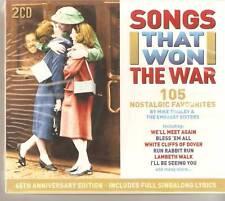 Songs That Won The War - 2 CD Album - 105 Favourites