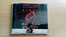 Front Line Assembly Virus /Remix 3 Track CD