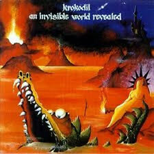 KROKODIL - An Invisible World Revealed (CD, Jewel Case, 3 Bonus Tracks)