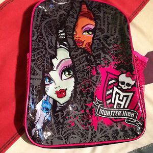 Monster High 30cm Back Pack