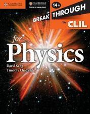 Physics by Timothy Chadwick and David Sang (2013, Paperback, Workbook)