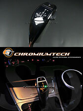 BMW E46 E60 E61 475 NEGRO LED PALANCA DE CAMBIOS PARA RHD con / MARCHAS