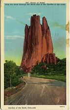Tower of Babel, The Garden of the Gods, Colorado 1951