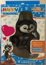 Happy Squirrel Smart Sensor Baby Interactive Kids Electronic Toy Black