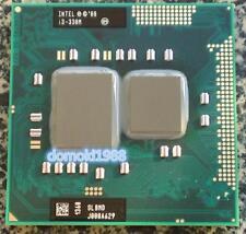 Intel Core I3-330M i3-350M i3-370M i3-380M i3-390M Socket G1 CPU