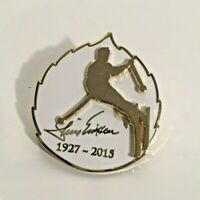 Stein Eriksen Skiing Legend 1927-2015 Commemorative Ski Pin Lapel Tie Tack Hat